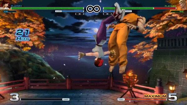 THE KING OF FIGHTERS XIV エロ ユリ・サカザキ (14)