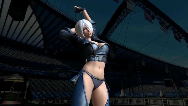 THE KING OF FIGHTERS XIV エロ (3)