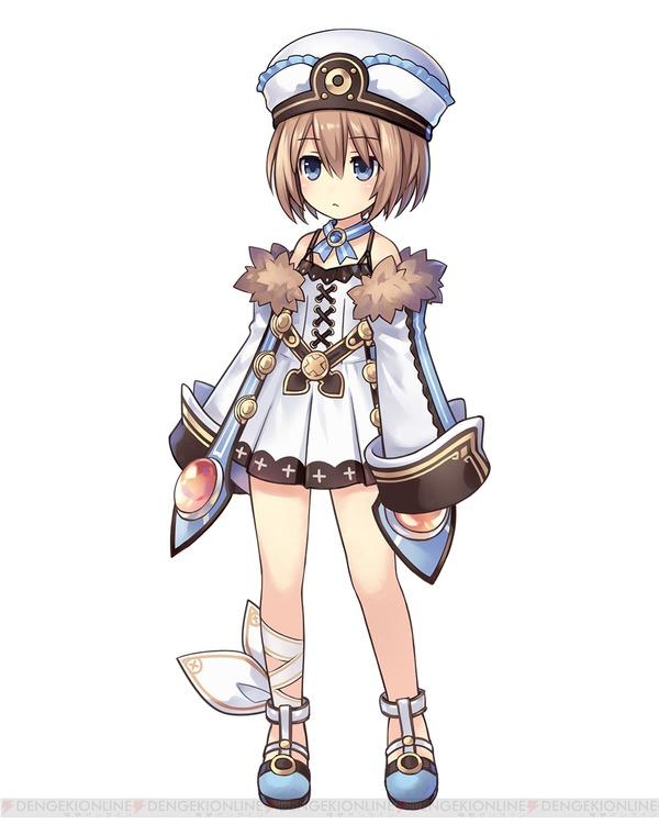 勇者ネプテューヌ エロ パンチラ 2D (4)