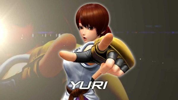 THE KING OF FIGHTERS XIV エロ ユリ・サカザキ (22)