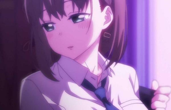 アニメ『月曜日のたわわ』12話でおっぱおっぱいでついにもう実質セックスなエロい最終回のサムネイル画像