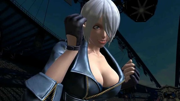 THE KING OF FIGHTERS XIV エロ (5)