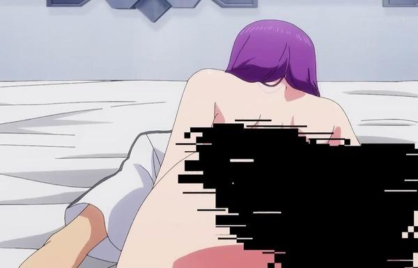 アニメ『終末のハーレム』1話で男だけの世界で女の子とえっち寸前シーンやえっちな裸などのサムネイル画像