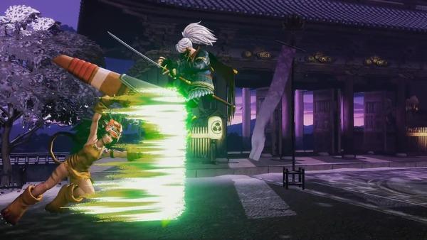 SAMURAI SPIRITS サムライスピリッツ エロ チャムチャム (4)