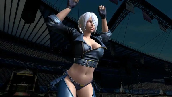THE KING OF FIGHTERS XIV エロ (2)