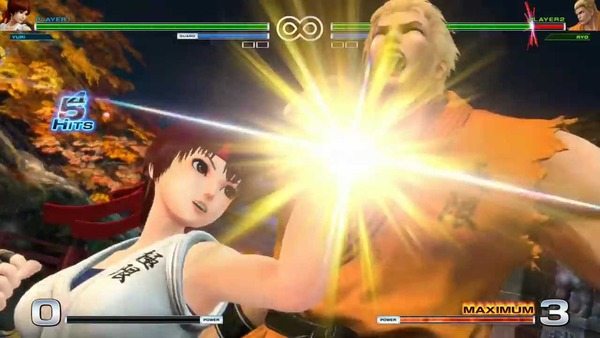 THE KING OF FIGHTERS XIV エロ ユリ・サカザキ (9)