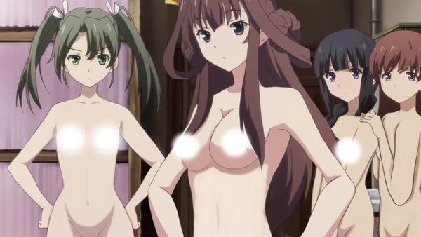 艦これ アニメ 剥ぎコラ エロ (5)