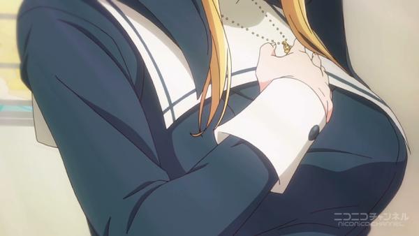 嫌な顔されながらおパンツ見せてもらいたい エロ 3話 (9)