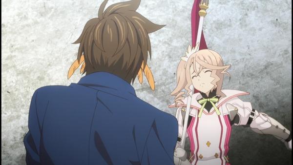 テイルズオブゼスティリア アニメ エロ アリーシャ (8)