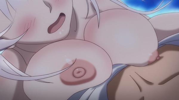 ゆらぎ荘の幽奈さん 乳首 おっぱい (9)