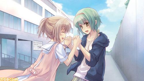 『白衣性恋愛症候群』看護師の女の子だらけの百合ADV!PSPでも登場!のサムネイル画像