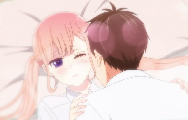 アニメ『恋と嘘』6話でセックス講習会!女の子とセックスの練習をするほぼエロアニメ!のサムネイル画像