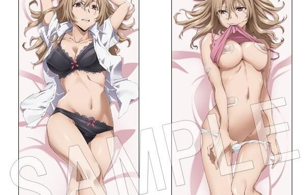 『グレイプニル』クレアのエロい下着姿やほぼ脱いでる全裸姿のエロ抱きまくら!のサムネイル画像