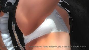 デッドオアアライブ5ラストラウンド パンツ エロ PS4 (31)