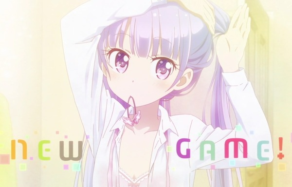 ���˥��NEW GAME!��1�äǽ��λҤΥ��?���塪���ѥ�ĴݽФ������ؤ��֥����ʤɡ��Υ���ͥ������