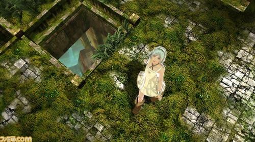 3DS『ラビリンスの彼方』トライエース新作!かわいすぎるロリ少女ダンジョンRPGのサムネイル画像