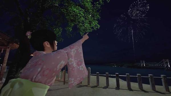 サマーレッスン DLC 浴衣 花火大会 (6)