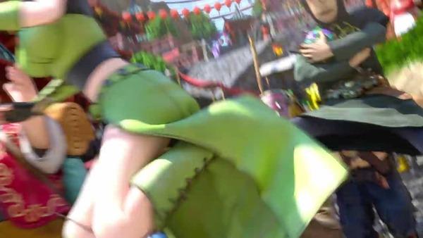 ドラゴンクエスト11 エロ (9)