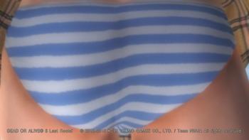 デッドオアアライブ5ラストラウンド パンツ エロ PS4 (12)