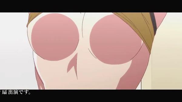 憑物語 お風呂 エロ 全裸 (37)