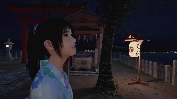 サマーレッスン DLC 浴衣 花火大会 (3)