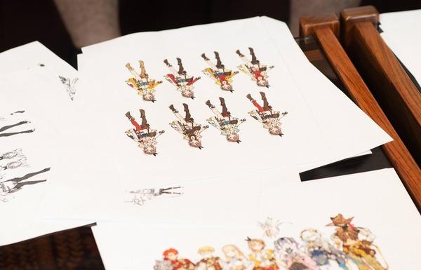 『ライザのアトリエ2』ライザたち女の子が成長した姿の初期設定のキャラデザ案など!