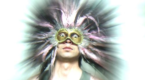 岸田メル先生がさらなる進化を遂げる!全身が黄金で包まれ、外で暴れだすのサムネイル画像