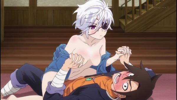 ゆらぎ荘の幽奈さん エロ 9話 (2)
