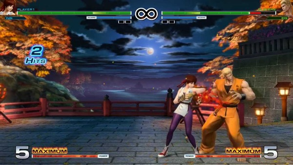 THE KING OF FIGHTERS XIV エロ ユリ・サカザキ (21)
