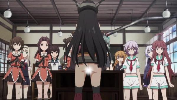 艦これ アニメ 剥ぎコラ エロ (8)