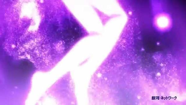 マクロスΔ(デルタ)1話先取りエディション 変身 全裸  エロ (23)