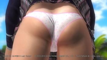デッドオアアライブ5ラストラウンド パンツ エロ PS4 (24)