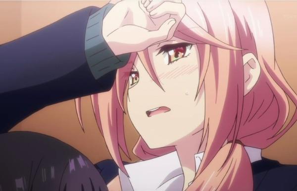 アニメ『捏造トラップ-NTR-』1話で女の子同士のエロい愛撫やディープキスなど!のサムネイル画像