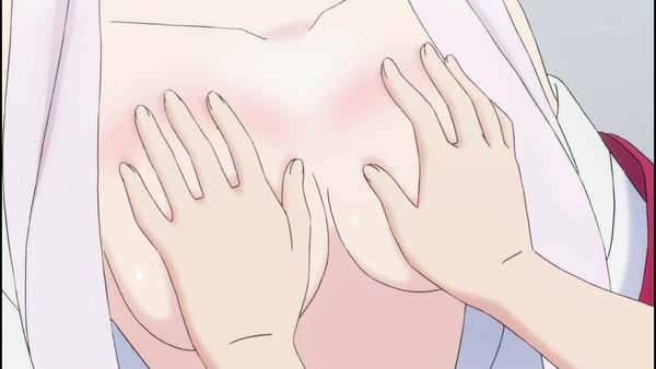 ゆらぎ荘の幽奈さん エロ 9話 (5)