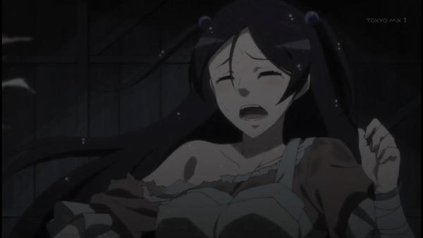 ディメンションW 5話 エロ (6)