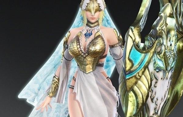 『無双OROCHI3』エロいおっぱいや太ももなど露出度が高いエロ衣装の新キャラ「アテナ」