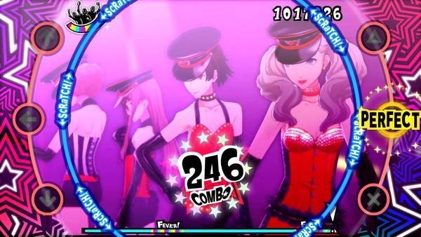 ペルソナ5 ペルソナ3 ダンシング エロ 衣装 (3)