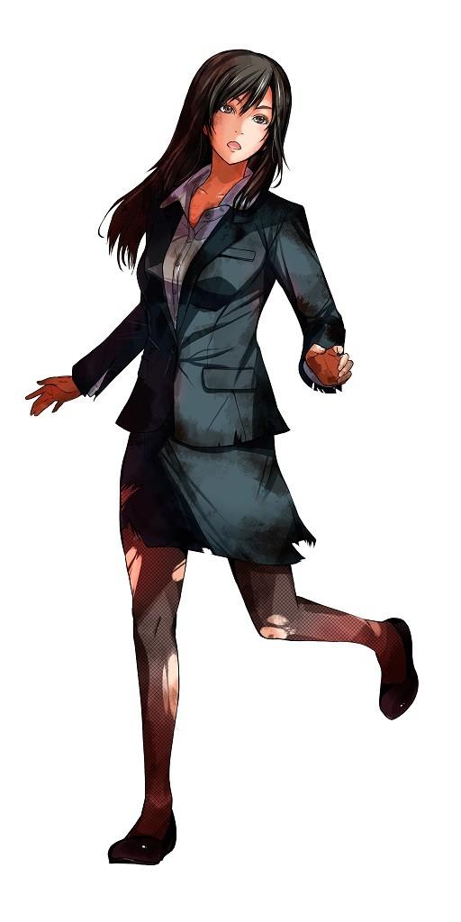 巨影都市 女主人公 エロ (5)
