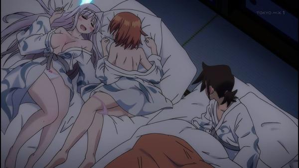 ゆらぎ荘の幽奈さん エロ 9話 (33)