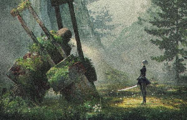 『ニーアオートマタ』とかいうゲームを遊べたことに心から感謝しますのサムネイル画像