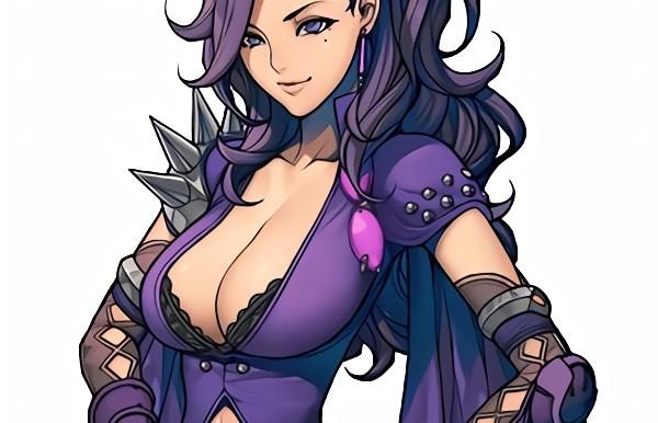 『メタルマックス ゼノ』おっぱい丸出しでほぼ下着姿のエロすぎる衣装のお姉さん!のサムネイル画像