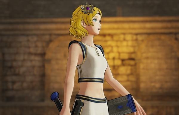 『ファイアーエムブレム無双』アプデで女の子の服が破けるエロいシステム!のサムネイル画像