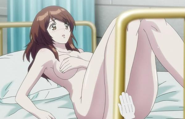 アニメ『甘い懲罰〜私は看守専用ペット』1話で女の子が全裸姿でエロいことされるエロシーンのサムネイル画像