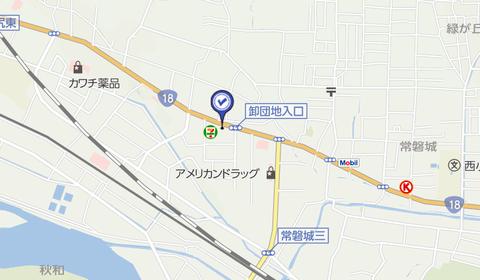 東京書店上田店地図2