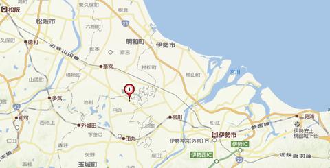 尾張書店玉城店地図3