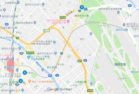 福岡市東側