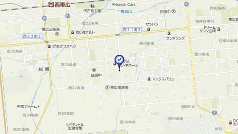 21世紀書房 地図2