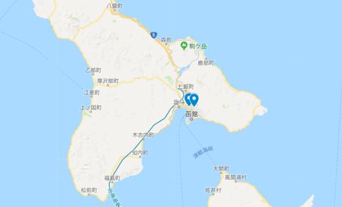 北海道 道南