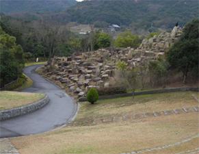 淡路島公園石の遊び場