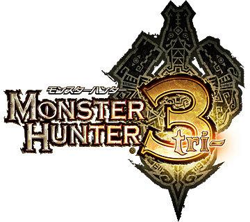 MONSTER HUNTER 3(tri-)